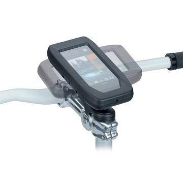 iGrip T5-25502 Yleiskäyttöinen Stem Splashbox Pyöräpidike Musta