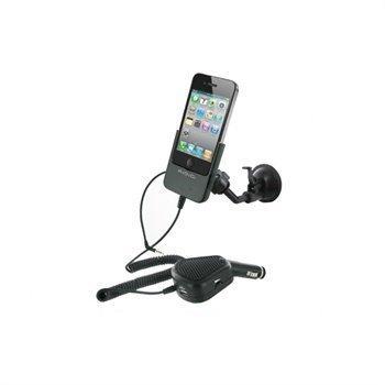 iPhone 4 / 4S KiDiGi Aktiivinen Handsfree-Autoteline