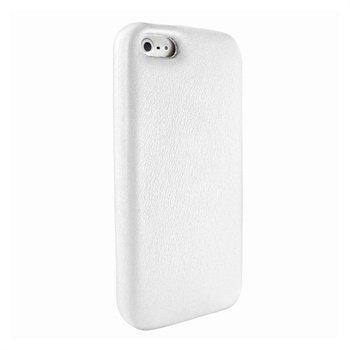 iPhone 5 / 5S / SE Piel Frama FramaGrip Windshield Suojakotelo Valkoinen