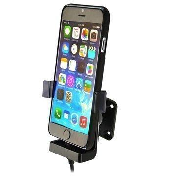 iPhone 6 / 6S Fix2Car Aktiivinen Auton Kojelautapidike Musta