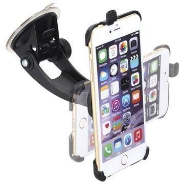iPhone 6 Plus / 6S Plus iGrip T5-94974 Matkasetti / Autoteline Musta