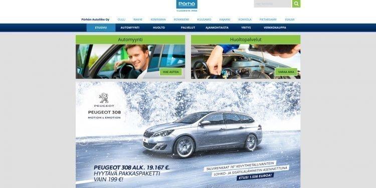 Pörhön Autoliike Oy